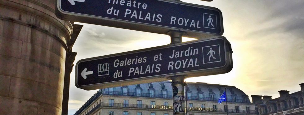 Paris signs